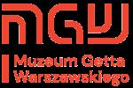 logo muzeum getta transparent